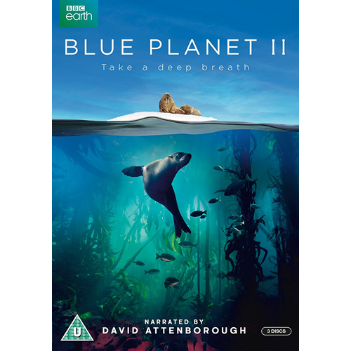 Blue Planet II (UK-import) (DVD)