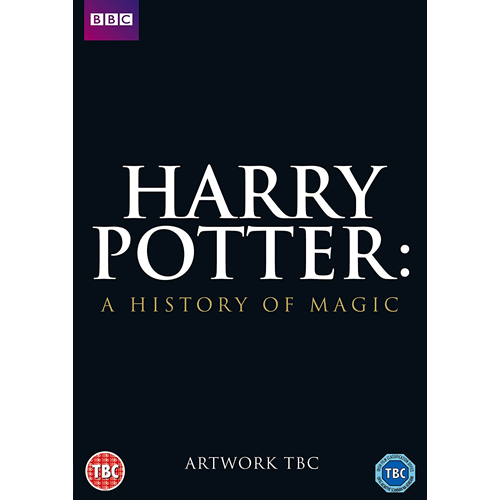 Harry Potter: A History Of Magic (UK-import) (DVD)