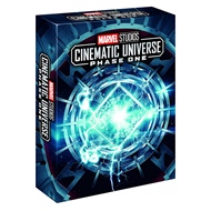 Produktbilde for Marvel Studios Cinematic Universe: Phase One (UK-import) (DVD)
