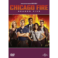 Chicago Fire - Sesong 5 (UK-import) (DVD)