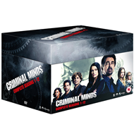Criminal Minds - Sesong 1-12 (UK-import) (DVD)