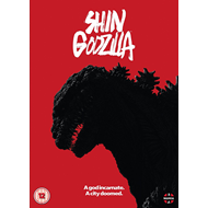Shin Godzilla (UK-import) (DVD)