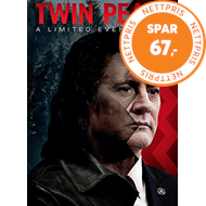 Produktbilde for Twin Peaks - Sesong 3: A Limited Event Series (UK-import) (DVD)