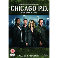 Chicago P.D. - Sesong 4 (UK-import) (DVD)