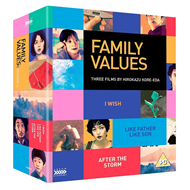 Family Values: Three Films By Hirokazu Koreeda (UK-import) (Blu-ray + DVD)