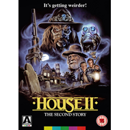House II - The Second Story (UK-import) (DVD)