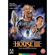 House III - The Horror Show (UK-import) (DVD)
