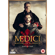 Medici: Masters Of Florence - Sesong 1 (UK-import) (DVD)