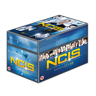 Produktbilde for NCIS - Naval Criminal Investigative Service - Sesong 1-13 (UK-import) (DVD)