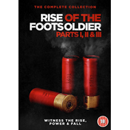Rise Of The Footsoldier - Parts I, II & III: The Complete Collection (UK-import) (DVD)