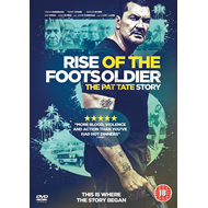 Produktbilde for Rise Of The Footsoldier 3 - The Pat Tate Story (UK-import) (DVD)
