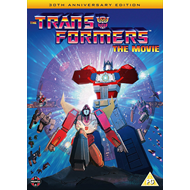 Produktbilde for Transformers - The Movie: 30th Anniversary Edition (UK-import) (DVD)