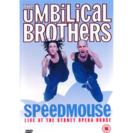 The Umbilical Brothers: Speedmouse Live At The Sydney Opera House (DVD)