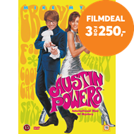 Produktbilde for Austin Powers: International Man Of Mystery (DVD)