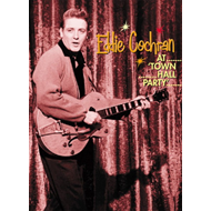 Eddie Cochran - At Town Hall Party (DVD)