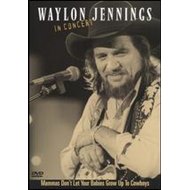 Waylon Jennings - Nashville Rebel (DVD)