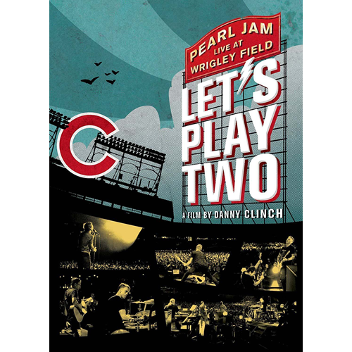 Pearl Jam - Let's Play Two (DVD + CD)