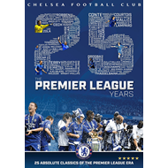 Chelsea FC: The Premier League Years (UK-import) (DVD)