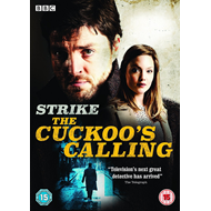 Strike - Sesong 1: The Cuckoo's Calling (UK-import) (DVD)