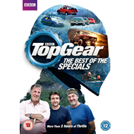 Produktbilde for Top Gear: The Best Of The Specials (UK-import) (DVD)