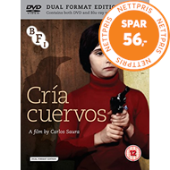 Produktbilde for Cría Cuervos (UK-import) (DVD + Blu-ray)