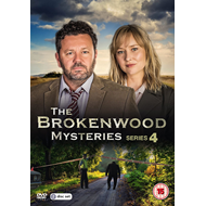 The Brokenwood Mysteries - Sesong 4 (UK-import) (DVD)