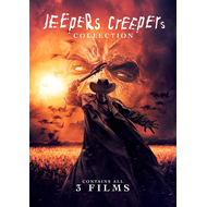Produktbilde for Jeepers Creepers Collection 1-3 (UK-import) (DVD)