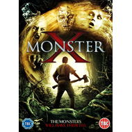 Monster X (UK-import) (DVD)