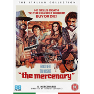 Produktbilde for The Mercenary (UK-import) (DVD)