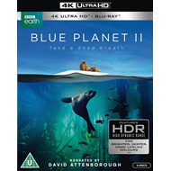 Blue Planet II (UK-import) (4K Ultra HD + Blu-ray)
