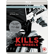 Kills On Wheels (UK-import) (Blu-ray + DVD)