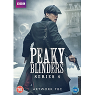 Peaky Blinders - Sesong 4 (UK-import) (DVD)