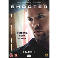 Shooter - Sesong 1 (DVD)