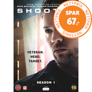 Produktbilde for Shooter - Sesong 1 (DVD)