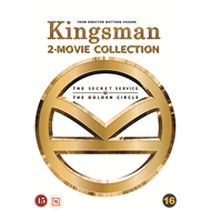 Produktbilde for Kingsman - 2-Movie Collection (DVD)