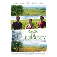 Back To Burgundy / Vår Vingård i Bourgogne (DVD)