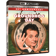 Groundhog Day - 25th Anniversary Edition (4K Ultra HD + Blu-ray)