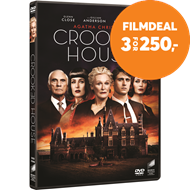 Produktbilde for Crooked House (DVD)