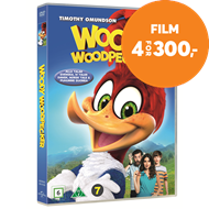 Produktbilde for Woody Woodpecker (DVD)