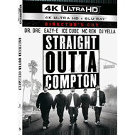 Straight Outta Compton (4K Ultra HD + Blu-ray)