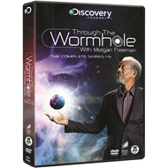Through The Wormhole With Morgan Freeman - Sesong 1 - 6 (DVD)