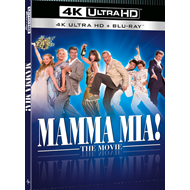 Mamma Mia! (4K Ultra HD + Blu-ray)