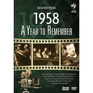 A Year To Remember: 1958 (UK-import) (DVD)