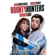 Bounty Hunters - Sesong 1 (UK-import) (DVD)
