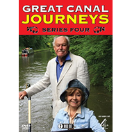 Great Canal Journeys - Sesong 4 (UK-import) (DVD)
