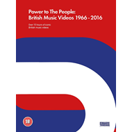 Power To The People: British Music Videos 1966-2016 (UK-import) (DVD)