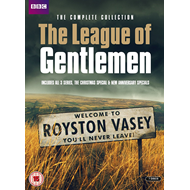 The League Of Gentlemen - Complete Collection (UK-import) (DVD)