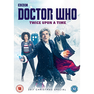 Doctor Who - Twice Upon A Time: 2017 Christmas Special (UK-import) (DVD)