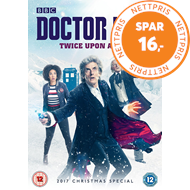 Produktbilde for Doctor Who - Twice Upon A Time: 2017 Christmas Special (UK-import) (DVD)