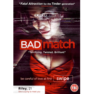 Bad Match (UK-import) (DVD)